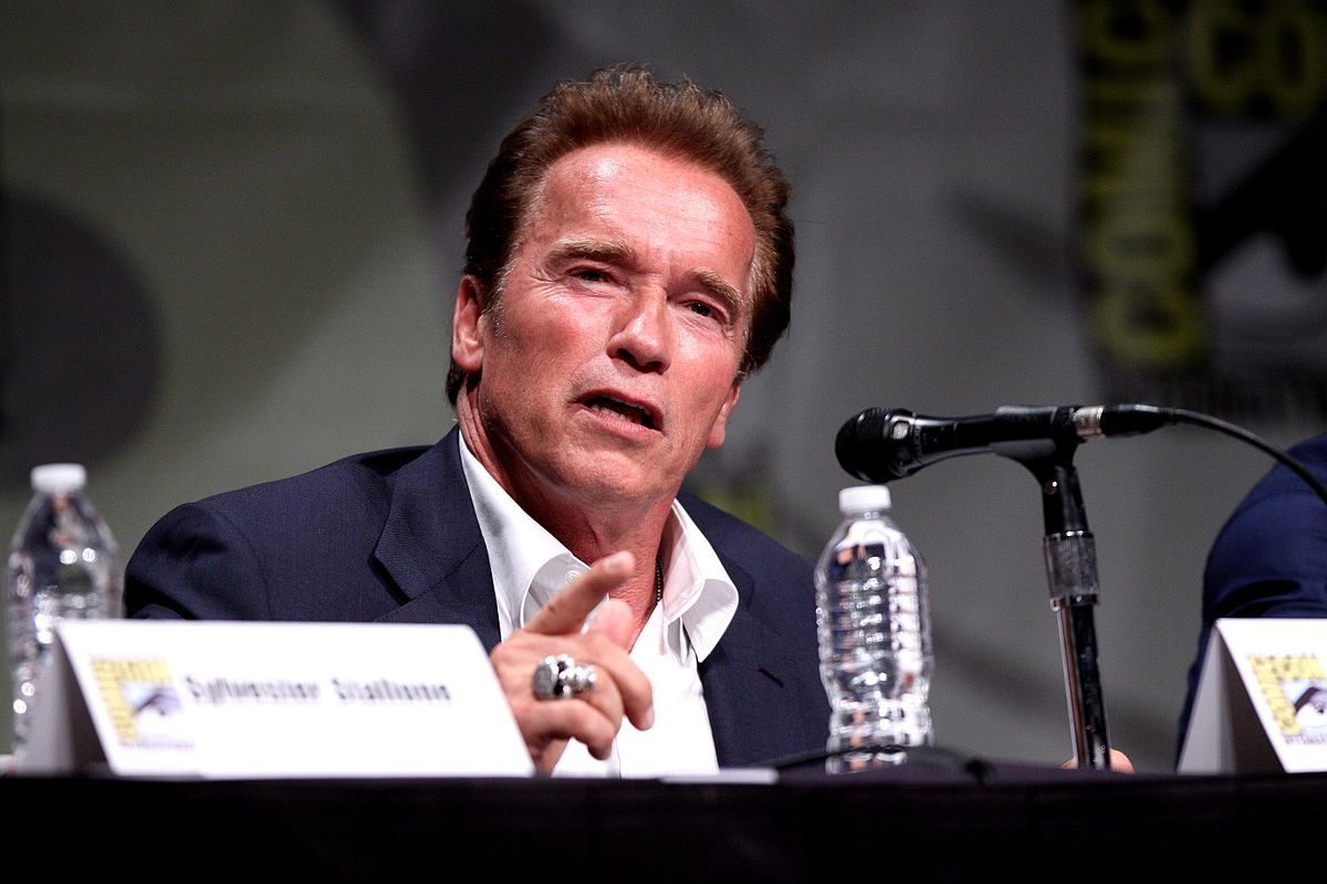 PREDICTING SCHWARZENEGGER'S HEART SURGERY ONE YEAR BEFORE IT HAPPENED!