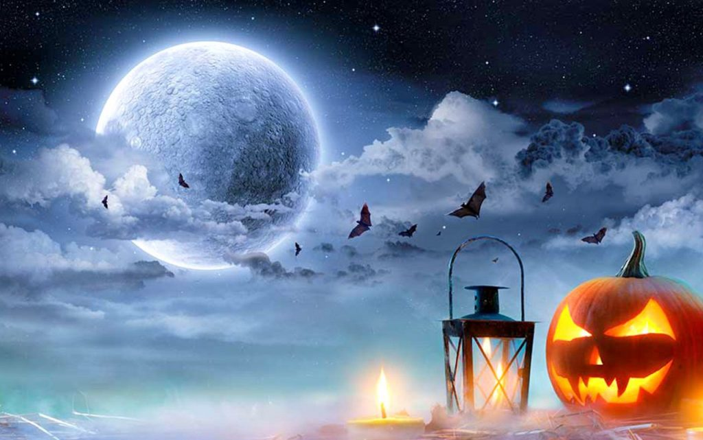 FULL MOON IN TAURUS 31 OCTOBER 2020
